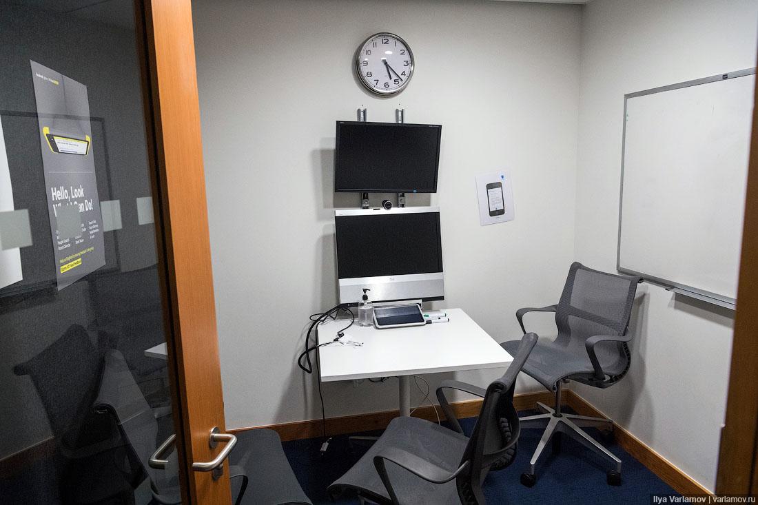 Офис Facebook в Лондоне