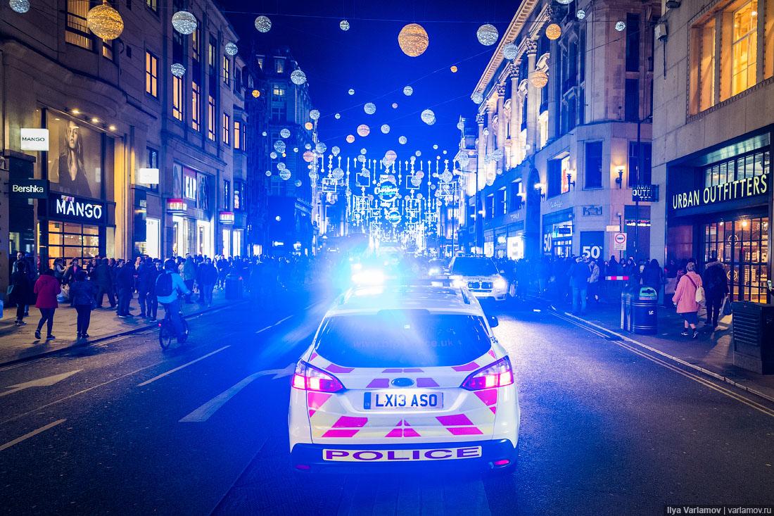 """Лондон: """"Черная пятница"""" и как я оказался в эпицентре ложного теракта"""