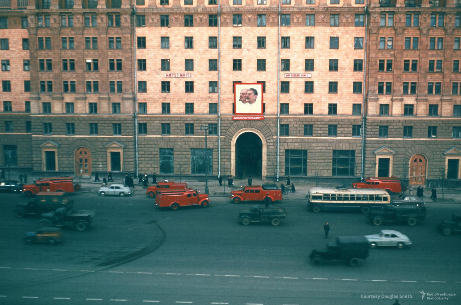Фото москвы сделанные американским шпионом