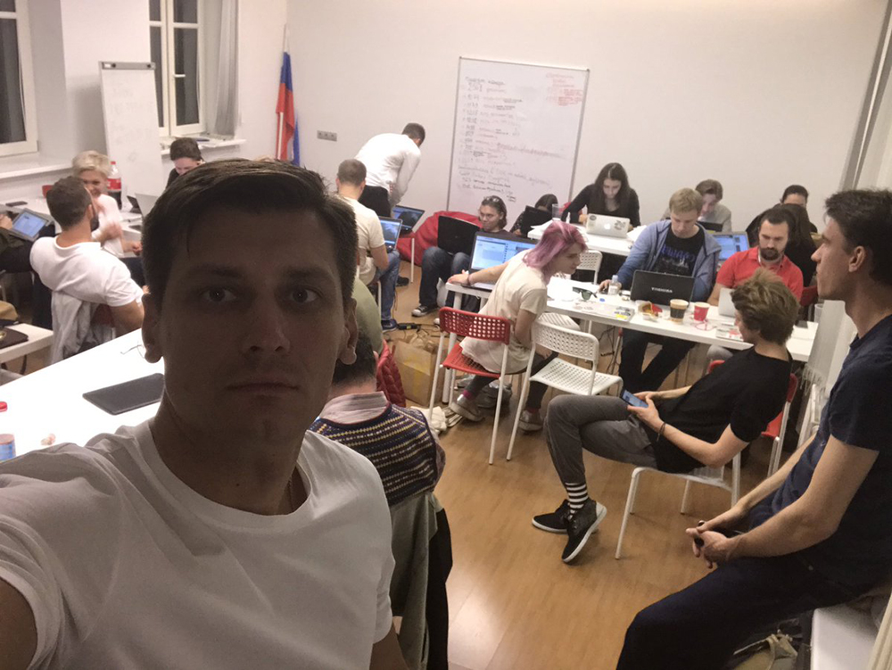 В Москву пришла настоящая политика