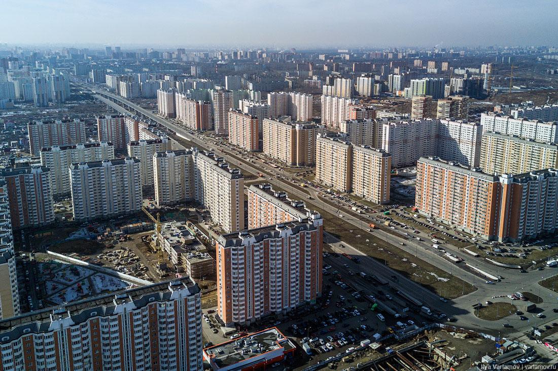 Злой район в москве