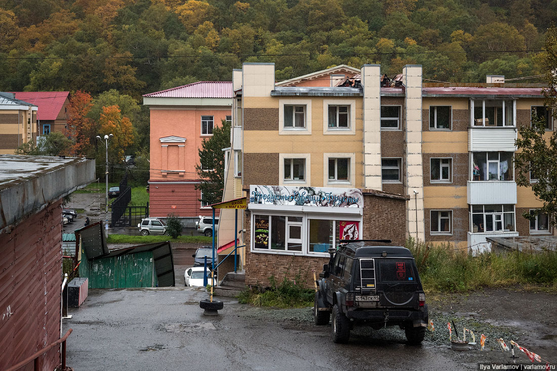 Петропавловск-Камчатский: вымирающий город-парковка