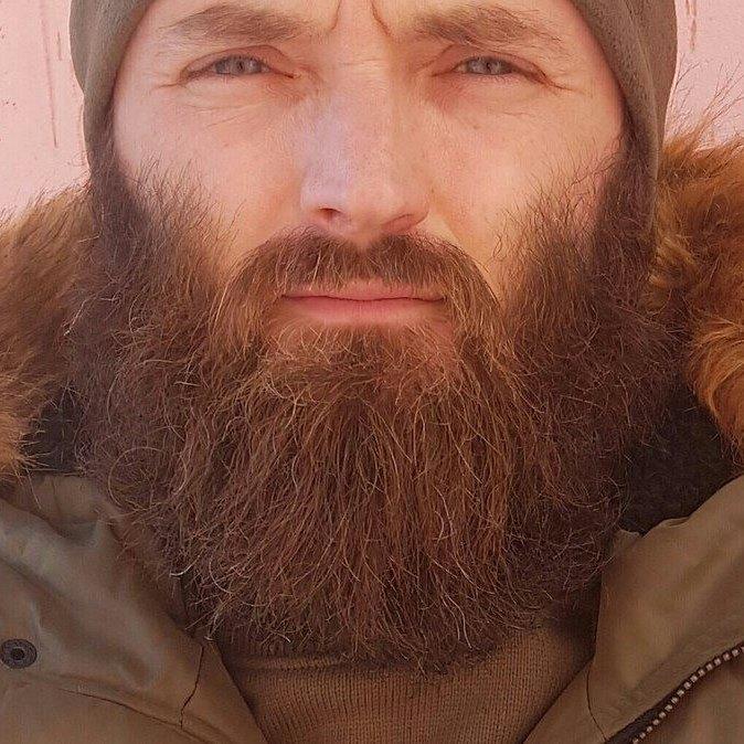 Портрет Защитника Руси