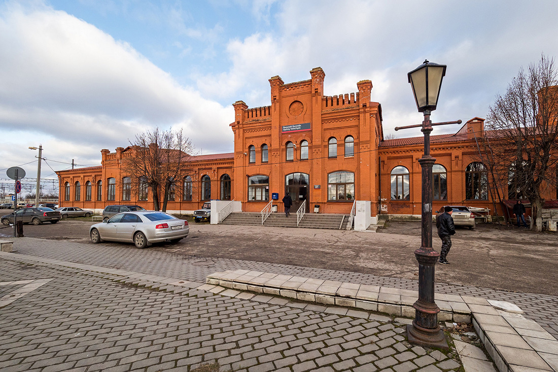 Инспекция вокзалов: Вышний Волочёк и Чудово