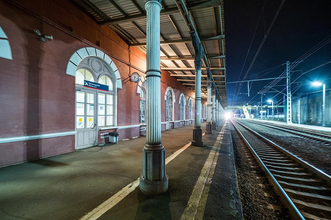 Инспекция вокзалов: Малая Вишера