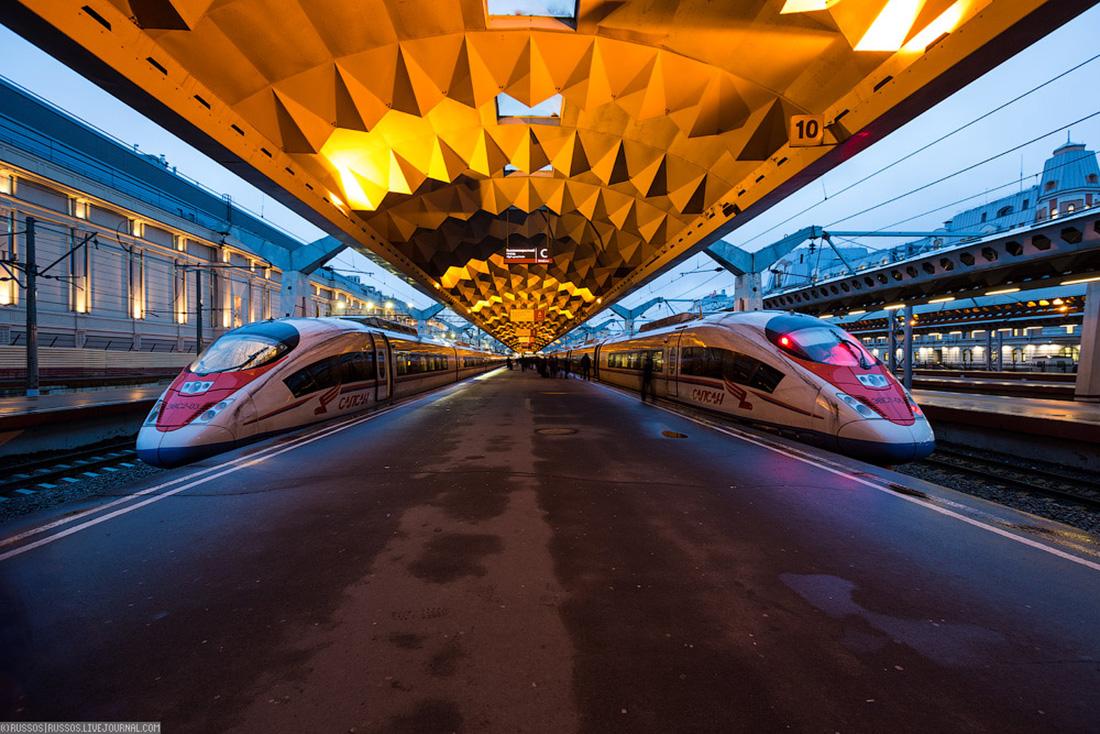 Появятся ли в России высокоскоростные железные дороги?