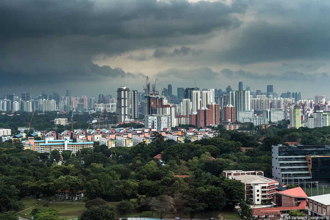 Сингапур видео путешествие