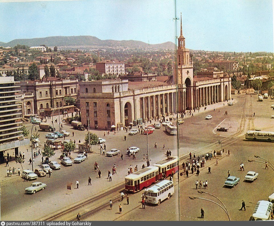 Фото тбилиси времен ссср