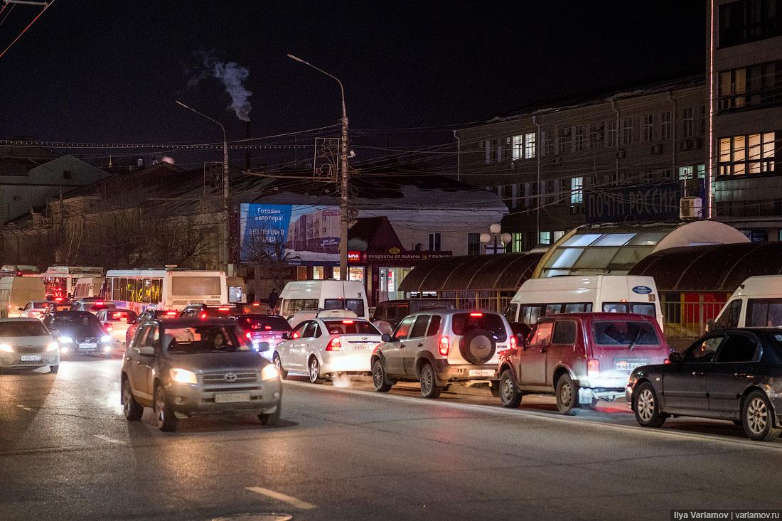 Варламов предлагает пустить по проспекту Ленина в Туле трамвай