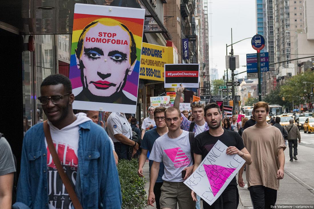 Эммиграция гомосексуала в сша