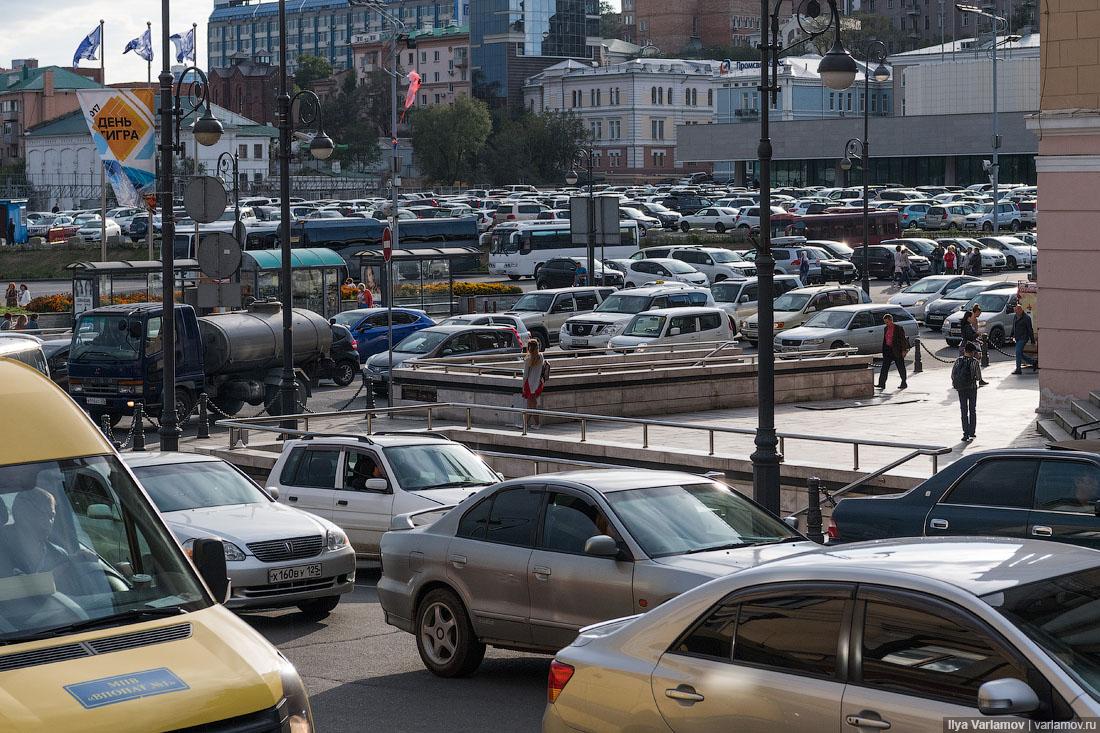 Владивосток: город, который любят. Город, который не за что любить