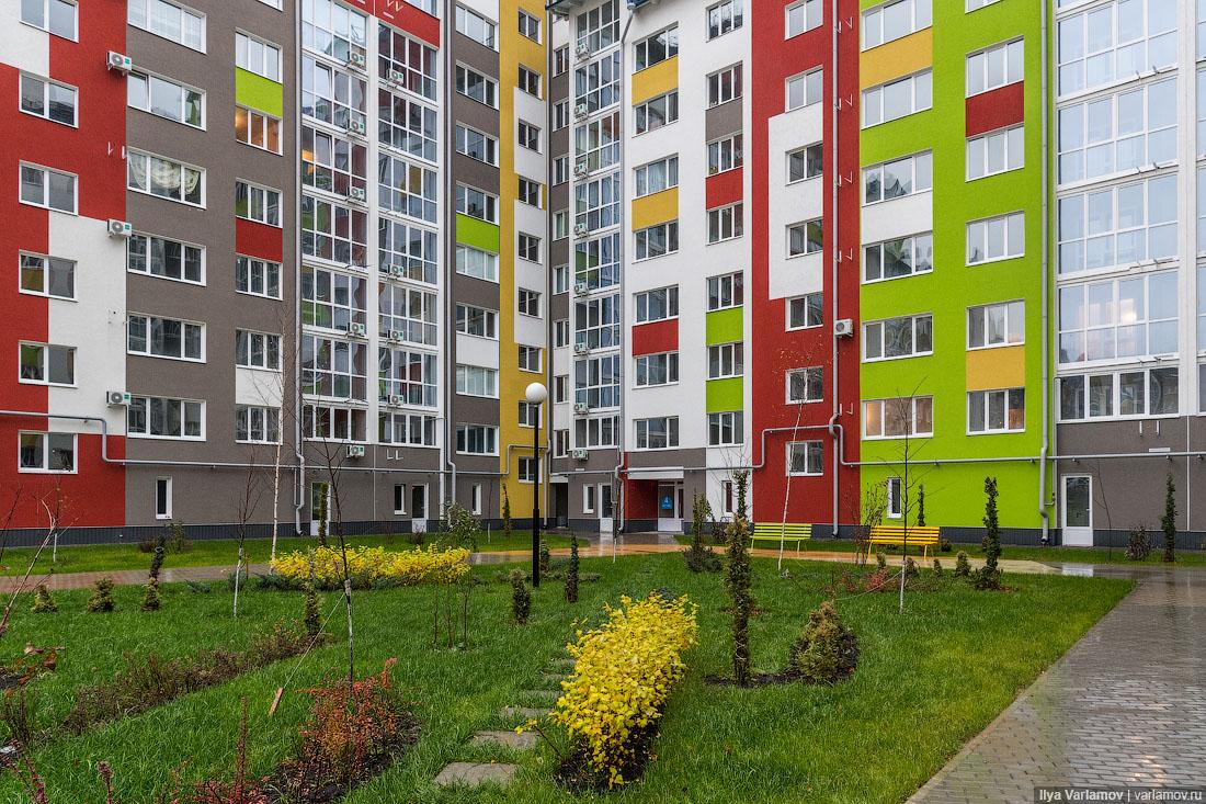 Лучшее жилье за такие деньги, что я видел в России