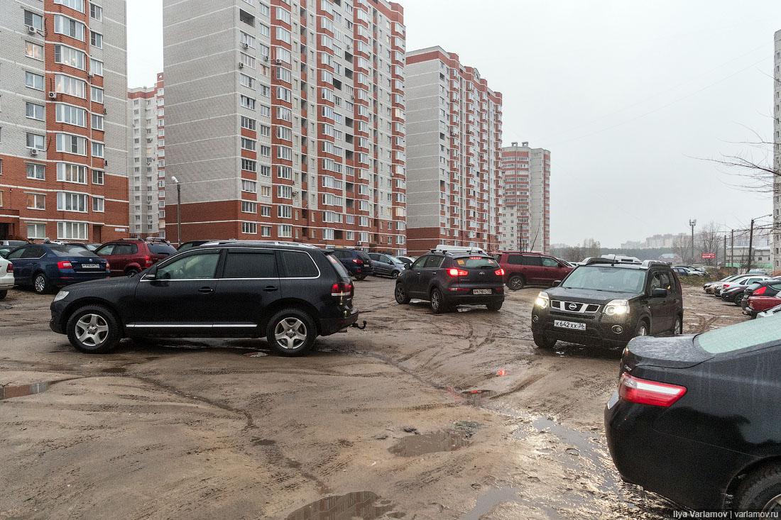 Плохой Воронеж: гуляй и страдай