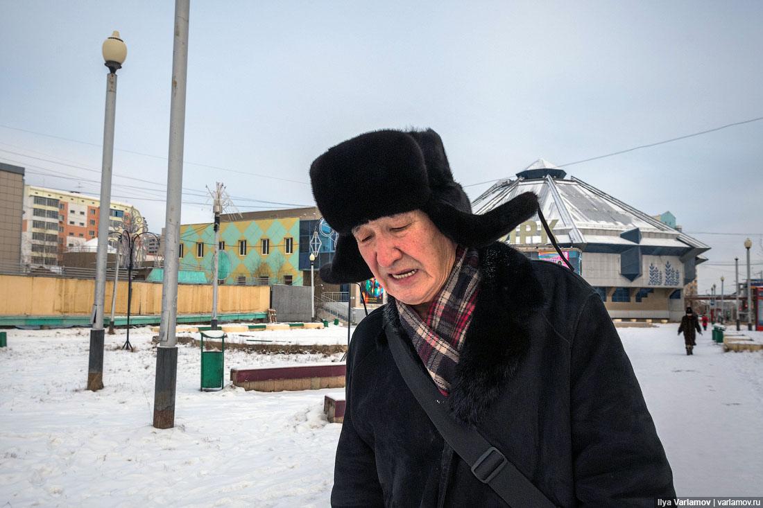 Плохой Якутск: всё как везде