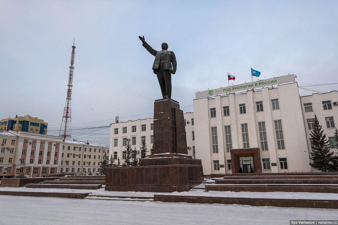 Якутск сегодня фото
