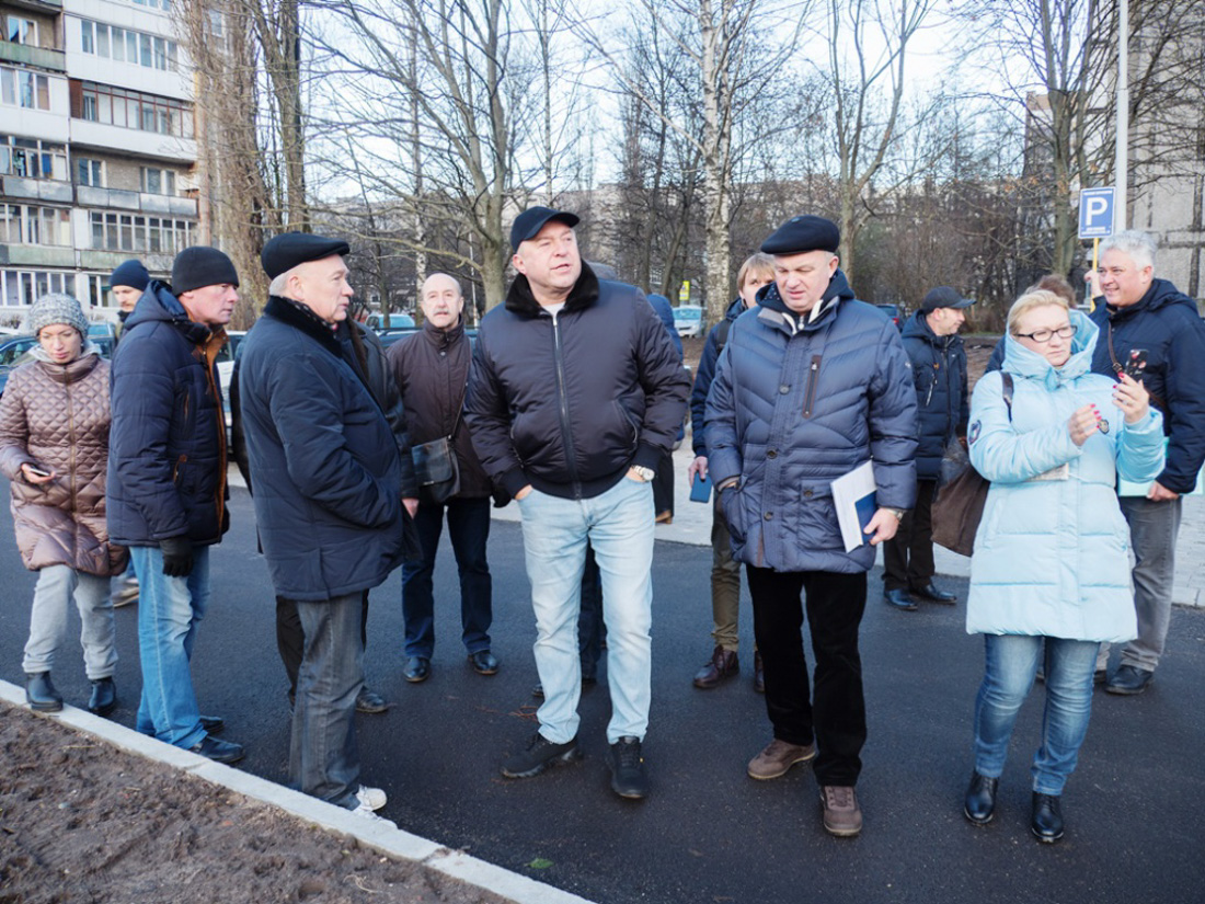 Мэру Калининграда стало стыдно за своих подчинённых