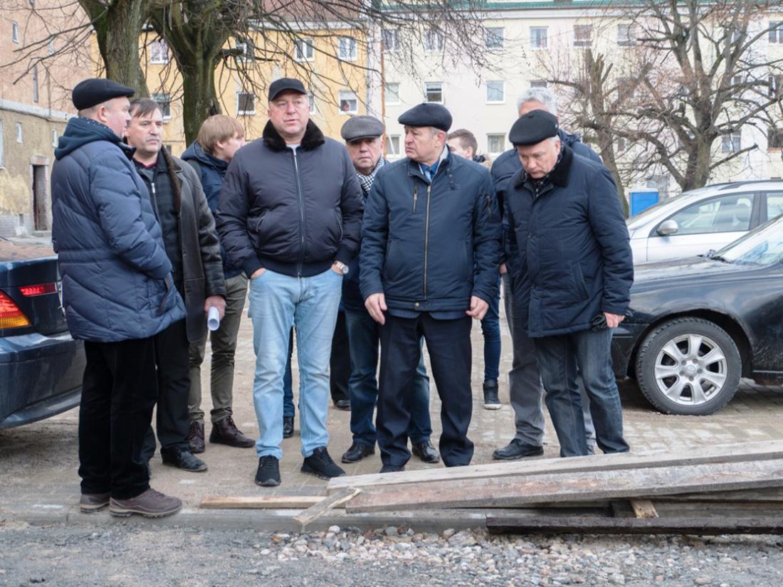 Мэру Калининграда стало стыдно