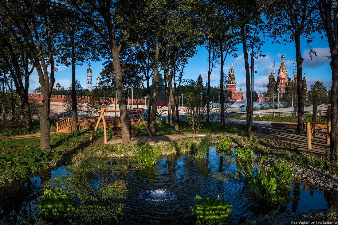Лучшие общественные пространства России 2017 года