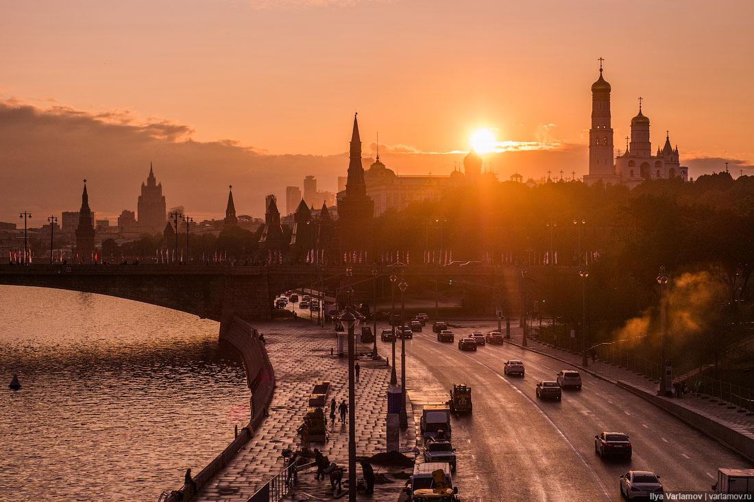 Лучшее общественное пространство Москвы