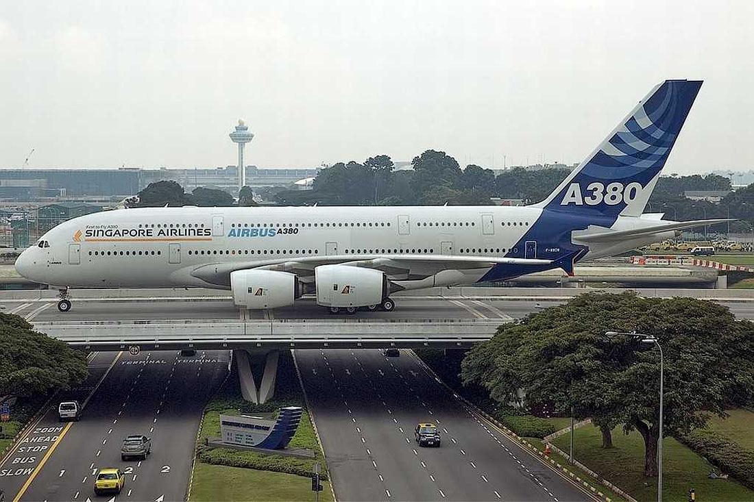 Обои авиалайнер, Singapore airlines, airbus, Самолёт, 300. Авиация foto 17