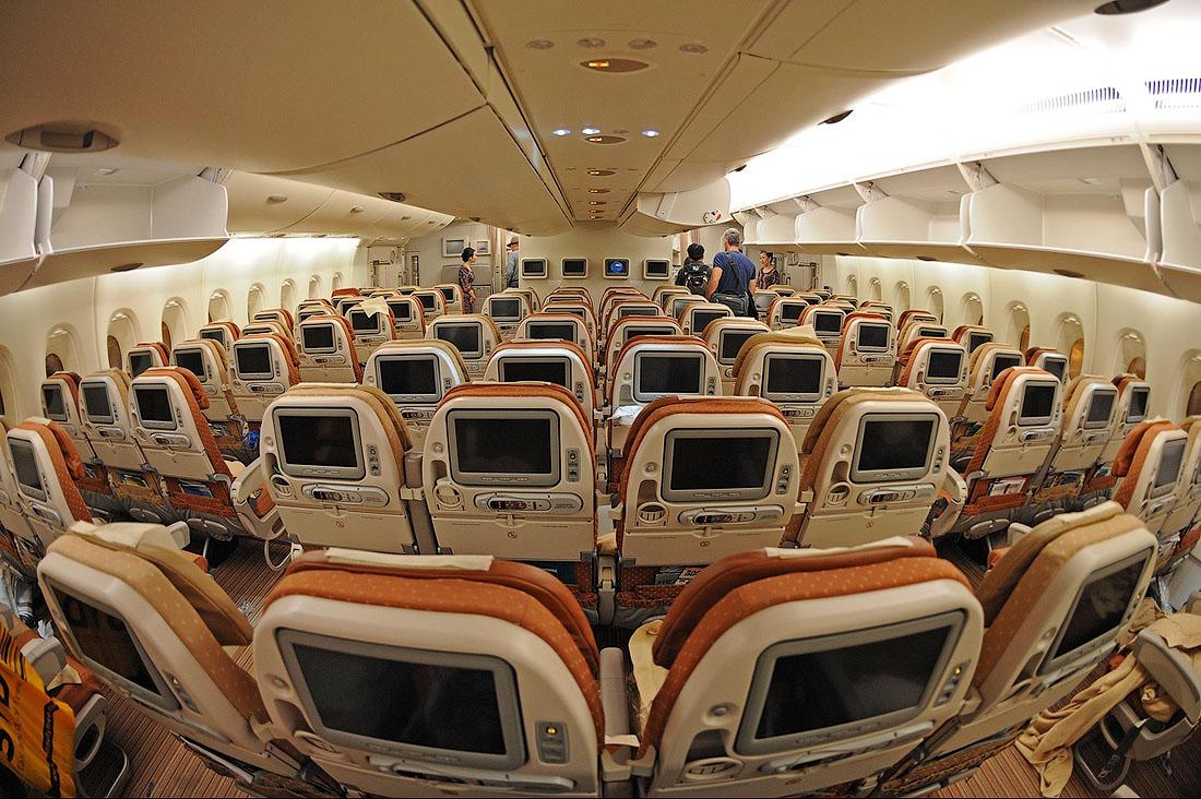 самый большой самолет в мире фото салона урок фотошопу как