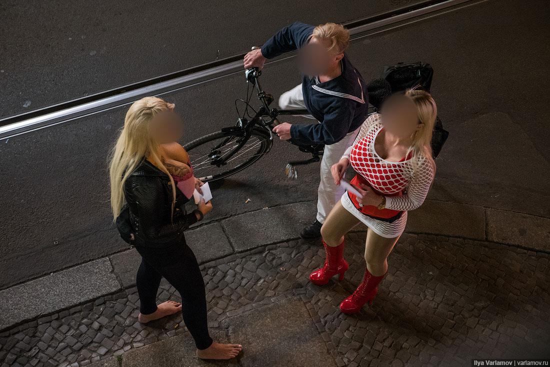 Берлин: проститутки и американская шпионская станция