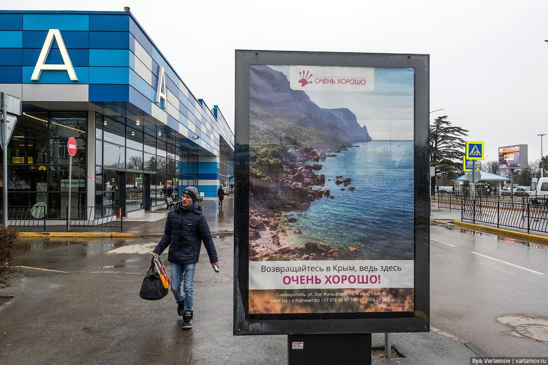 Первый признак слабой власти: пример из Крыма