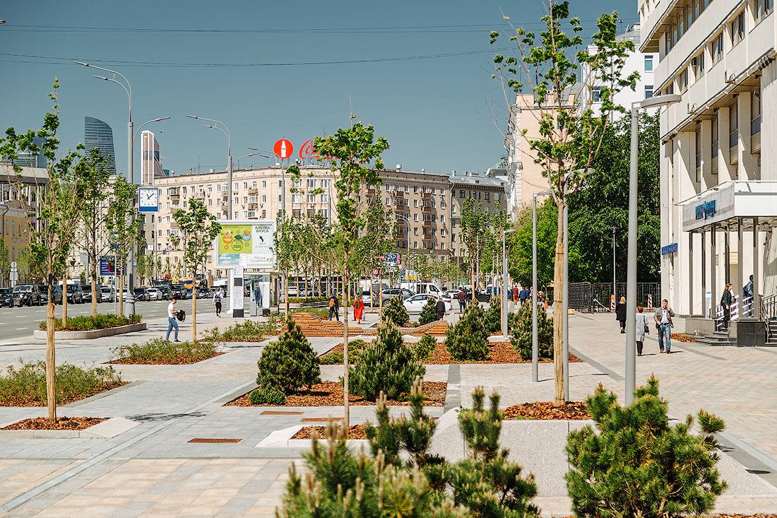 Москва смогла! благоустройства, больше, местах, проекта, новые, тротуары, пространств, общественных, Садовое, появились, автобусы, вернули, Число, выровняли, полос, кольце, сделали, дублёры, парковкой, общем