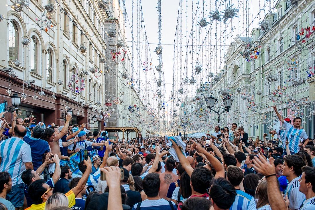 Странные дела творятся на Чемпионате мира по футболу