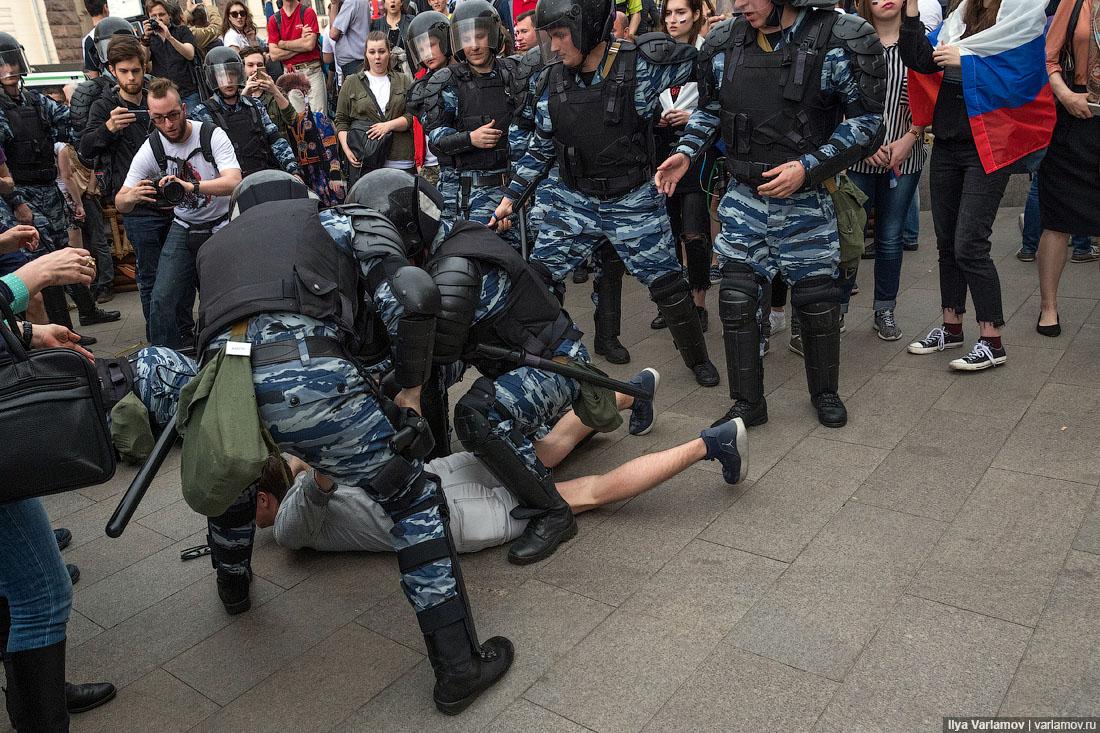 Любишь Россию – люби и пыточки терпеть!