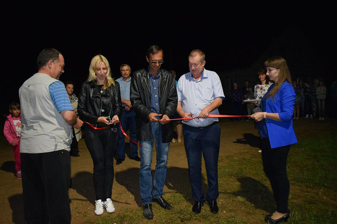 Главу района вТверской области оштрафовали заругань нацеремонии открытия фонаря