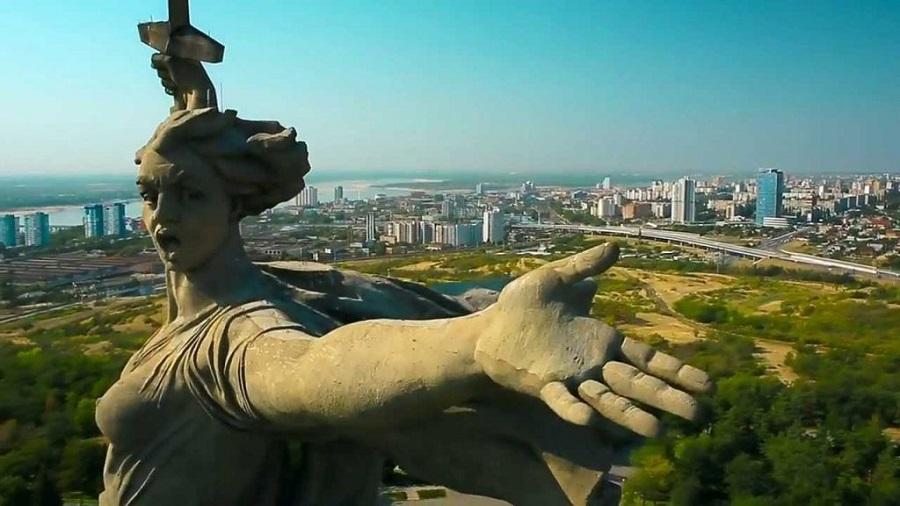 Третья столица России