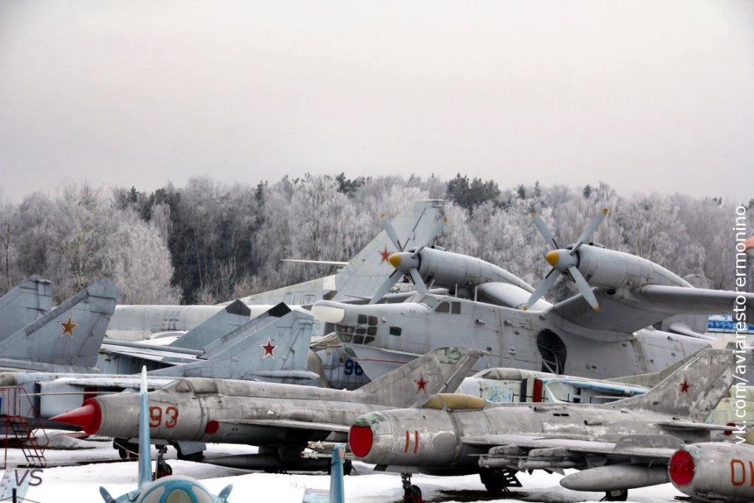 Как Минобороны убивает музей ВВС в Подмосковье