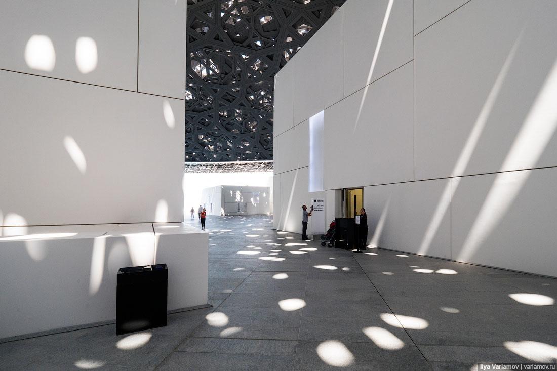 Лувр в Абу-Даби – смотрите, какая красота!