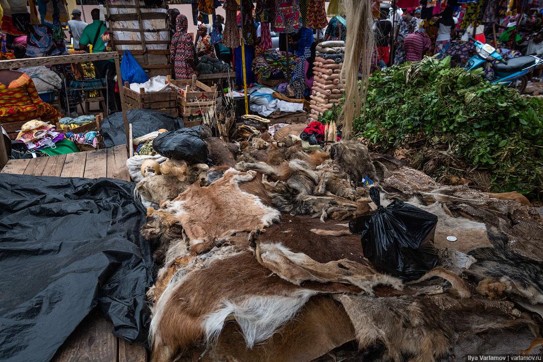 Колдуны Мали (Африка) 46