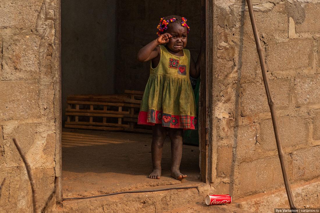 Как живут богачи и бедняки в Анголе