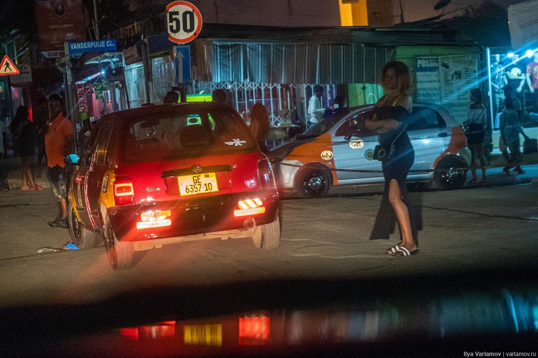 проститутки бамако