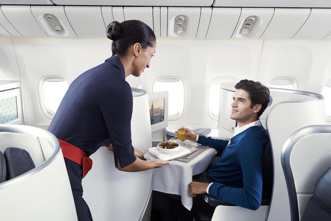 Зачем летать бизнес-классом