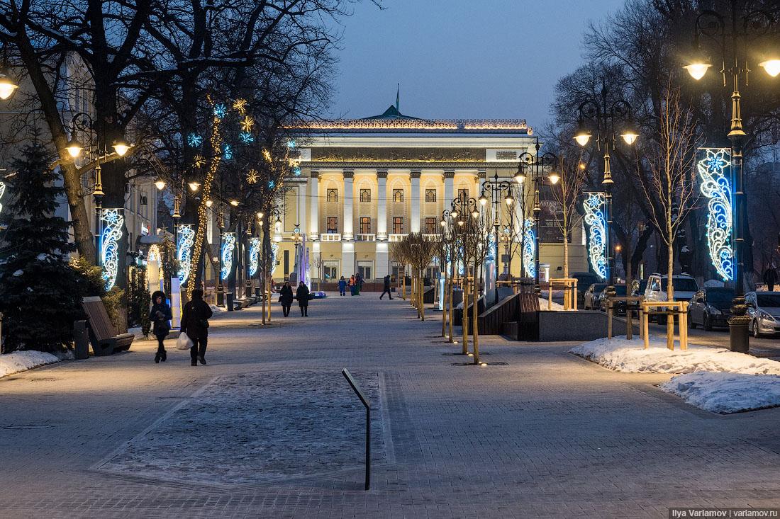 Новая пешеходная улица в Алма-Ате: хотели как лучше...