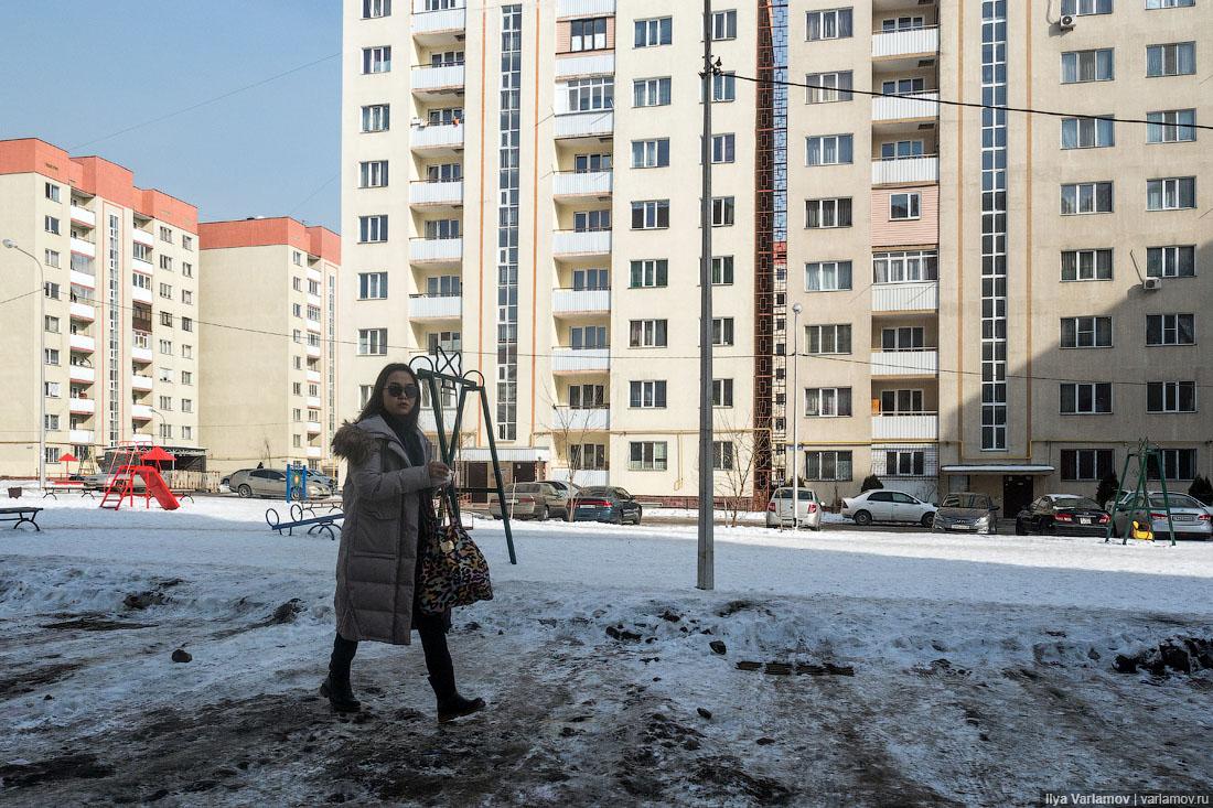 Новые районы Алматы. Хотели бы так жить?