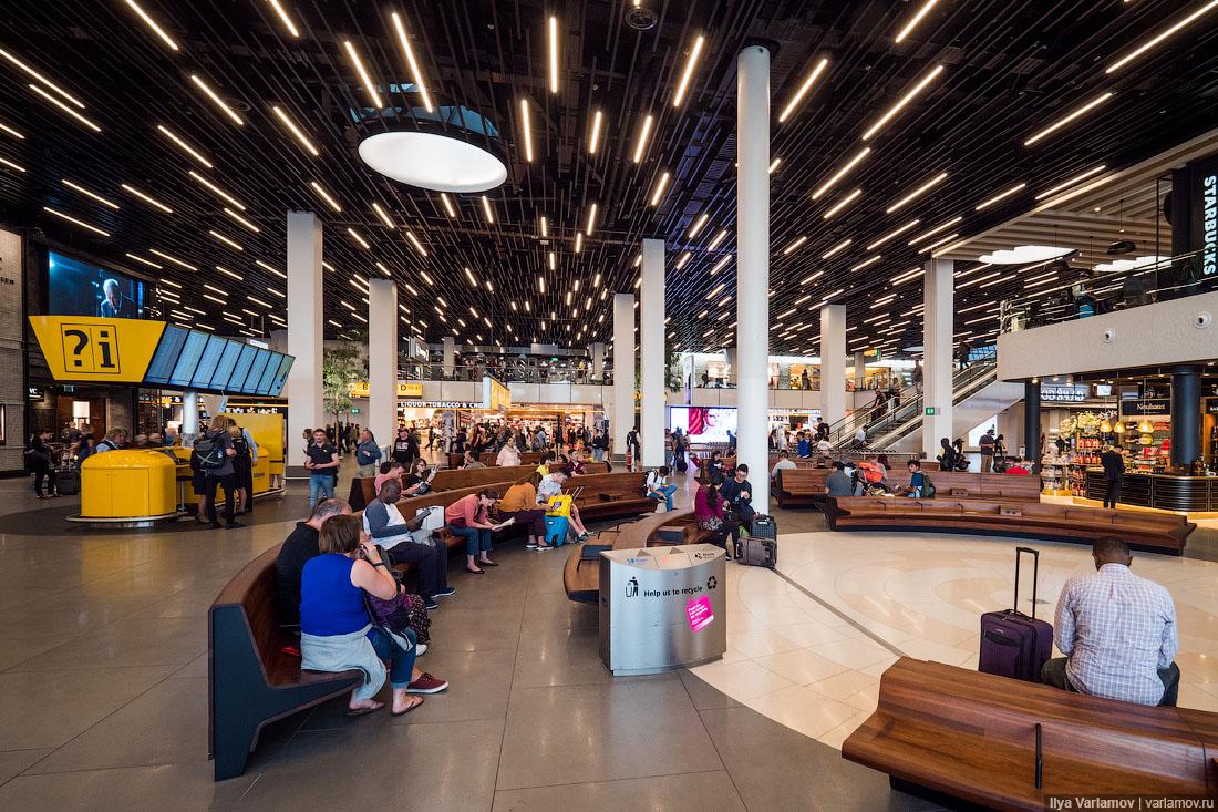 Самый уютный аэропорт в мире аэропорта, можно, хочется, дизайн, только, аэропорт, пассажиров, отдыха, такси, дизайна, уникальный, Здесь, этаже, Можно, Схипхоле, слишком, хранения, рейса, почти, человек