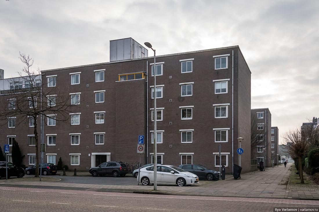 Такого Амстердама вы точно не видели (жуткие фото)!