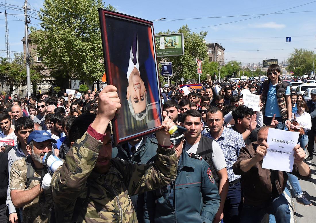 Всё, что нужно знать о революции в Армении