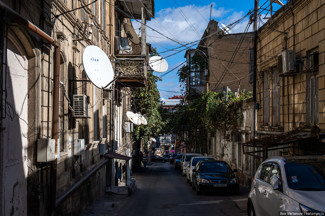 Как Баку пережил 27 лет без Совка