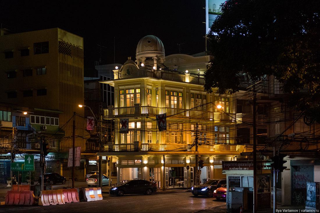 улица шлюх в бангкоке