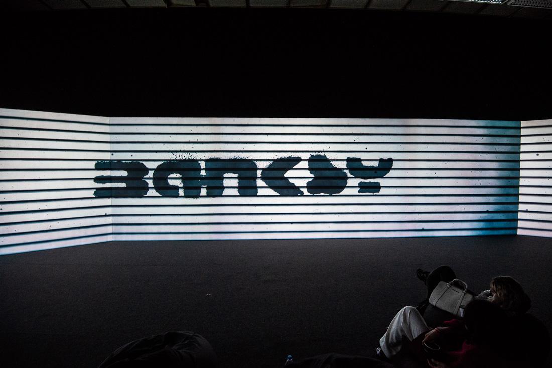 Бэнкси в Москве!