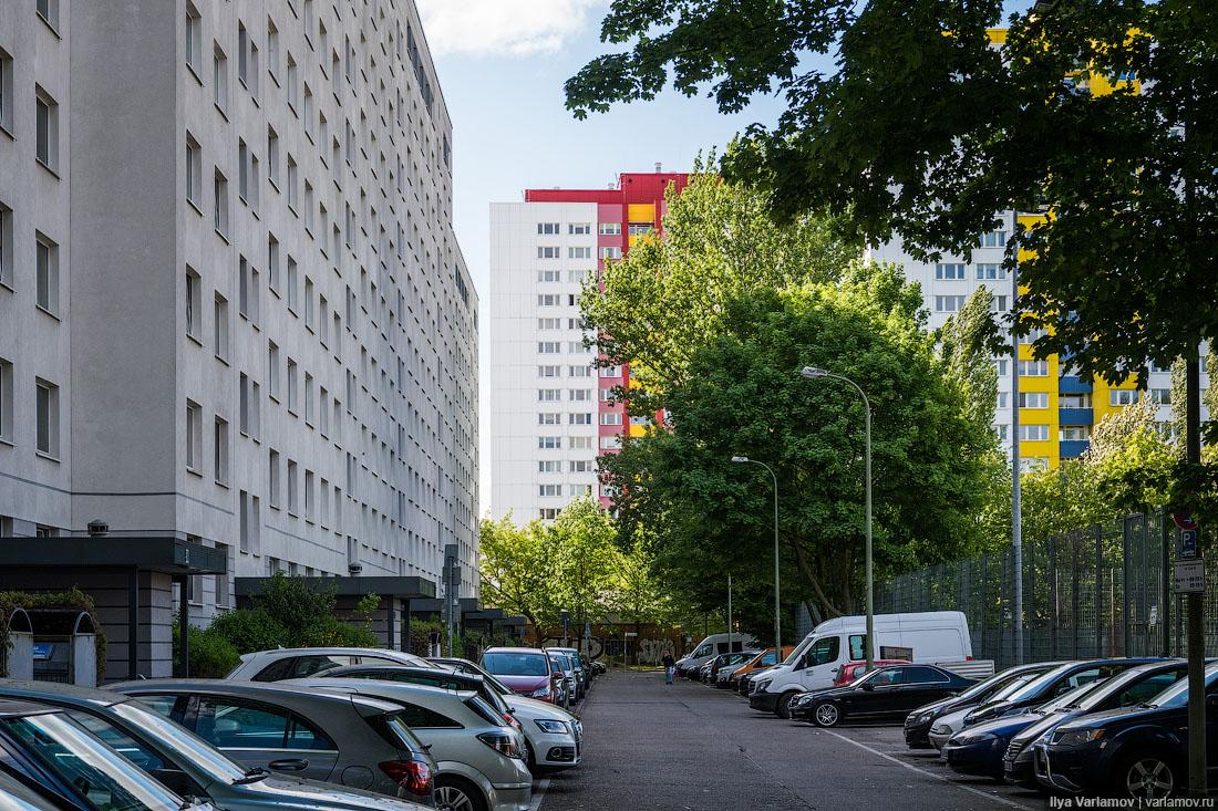 Как могли бы выглядеть наши города, управляй ими немцы