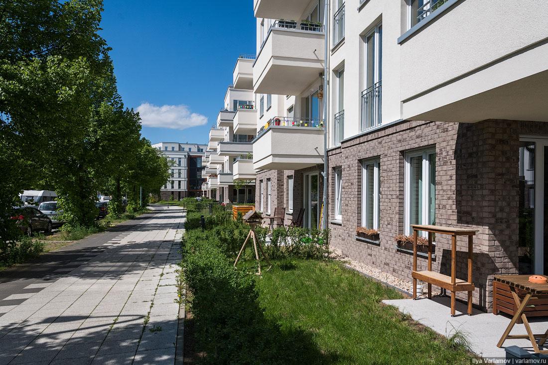 Пригороды Берлина: хотели бы так жить?