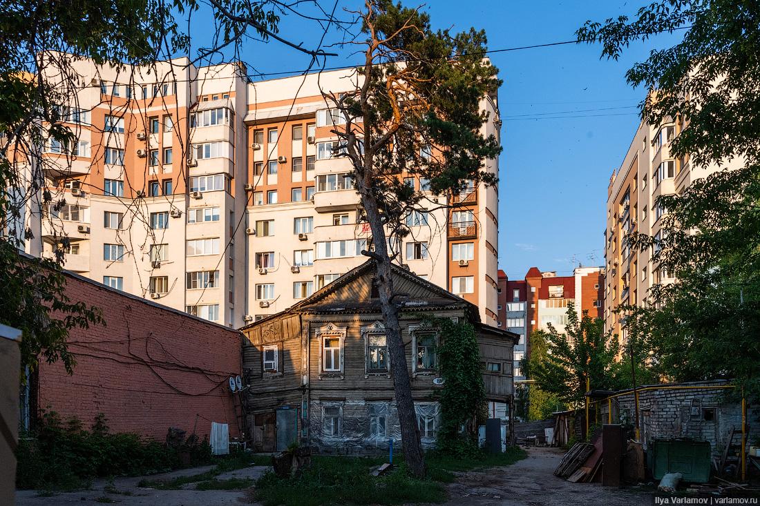 Самара: из большой деревни в безликий город