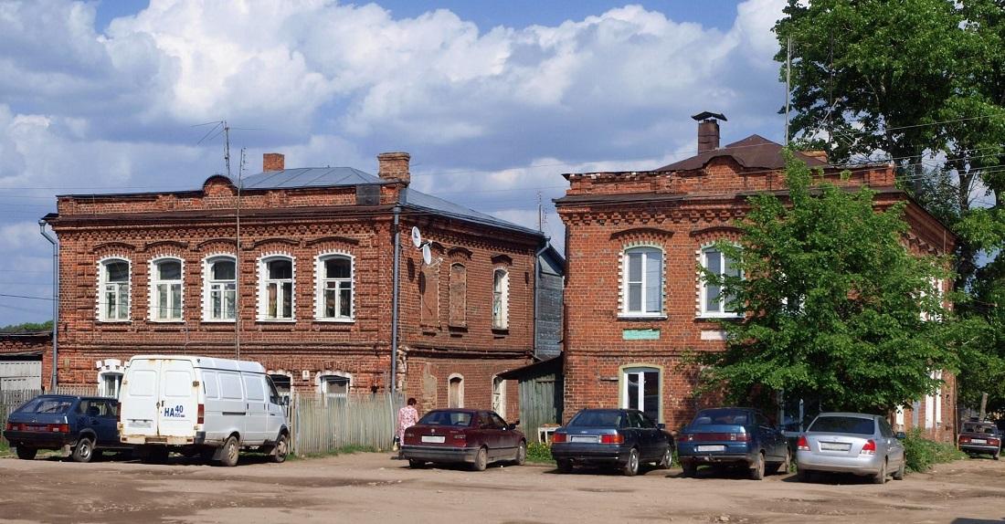 Началось уничтожение старинного русского города Боровск